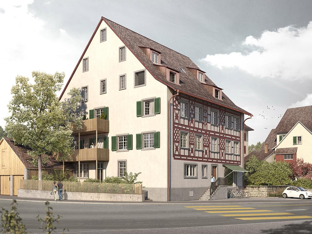 Architektur renderings von 3d total real - Renderings architektur ...
